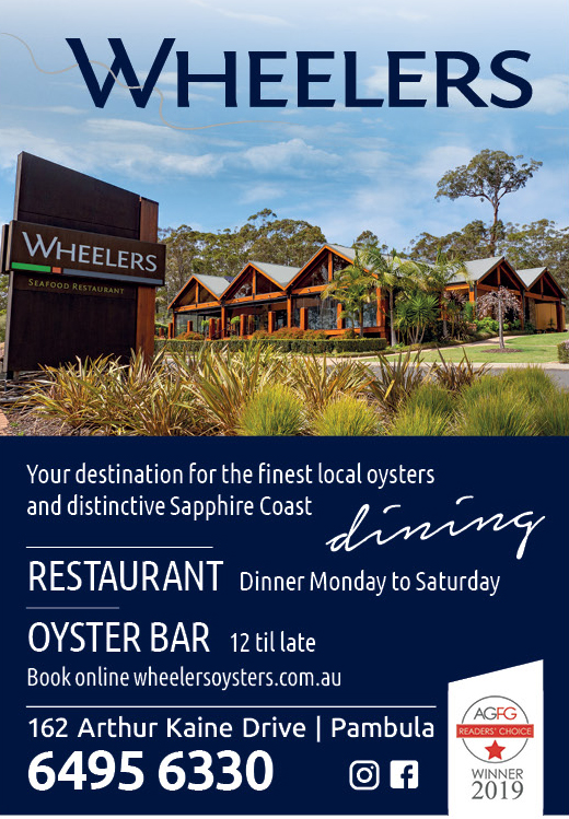 Wheelers Restaurant & Oyster Bar